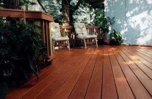 Fresh deck